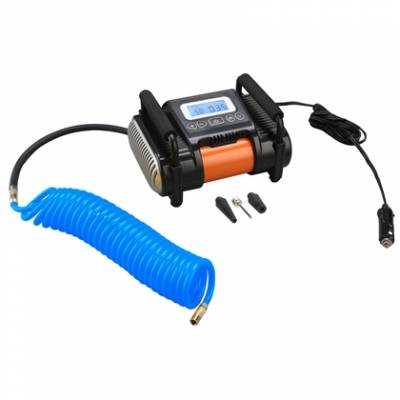 Exterior Accessories - Bulldog winch  - 41004 100 PSI Portable Air Compressor 1.2 CFM Automatic