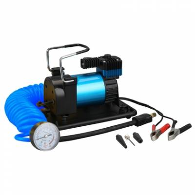 Exterior Accessories - Bulldog winch  - 41002 150 PSI Portable Air Compressor 1.6 CFM