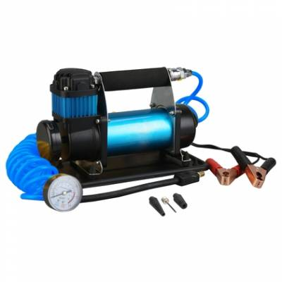 Exterior Accessories - Bulldog winch  - 41000 150 PSI Portable Air Compressor 5.6CFM