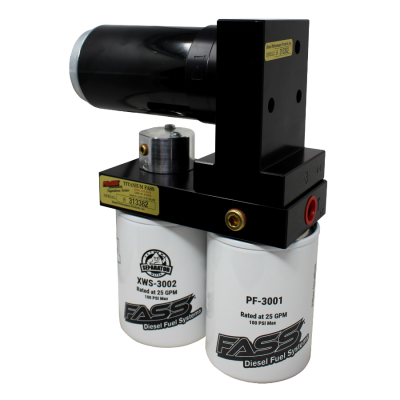 FASS - FASS FUEL SYSTEMS DIESEL LIFT PUMP 2019-2020 RAM 6.7L CUMMINS TITANIUM SIGNATURE SERIES - Image 2