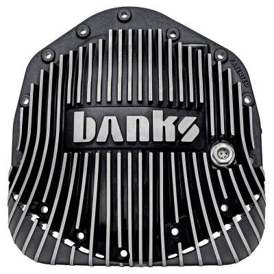 Banks Power  - Differential Cover Kit Satin Black/Machined, w/Hardware - Image 2