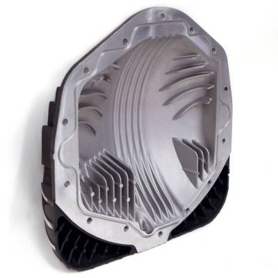 Banks Power  - Differential Cover Kit Satin Black/Machined, w/Hardware - Image 4