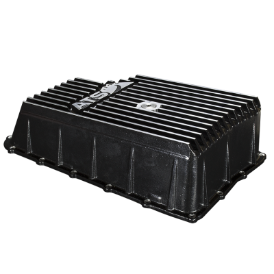 Ford/Powerstroke - Transmission - ATS - ATS Deep Transmission Pan | 6R140 | 2011-Present 6.7L Powerstroke