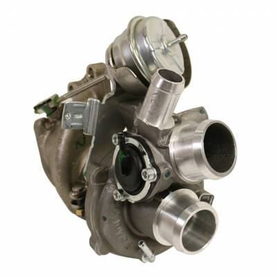 Gas Perform - FORD GAS - BD Diesel - SCREAMER TURBO FORD Left Side  3.5L ECOBOOST 2011-2012 F-150
