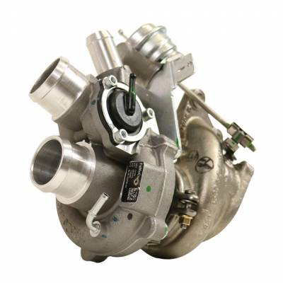Gas Perform - FORD GAS - BD Diesel - SCREAMER TURBO FORD Left Side 3.5L ECOBOOST 2013-2016 F-150