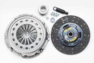"Transmission - Manual Transmission/ Clutches - South Bend Clutch - SOUTH BEND DYNA MAX 12 1/4"" CLUTCH KIT MU 0090 RALLY"