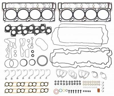 Engine Parts - Gaskets And Seals - Alliant Power - 6.4L Head Gasket Kit w/out ARP Studs